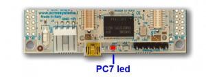 LED PC7